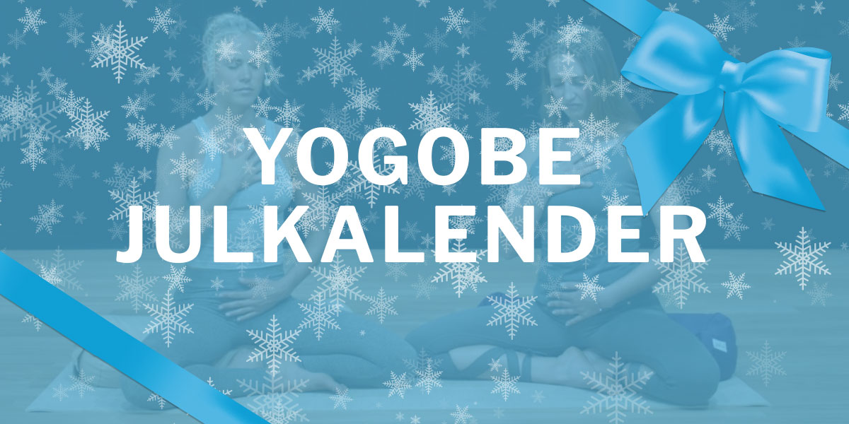 Yogobe julkalender